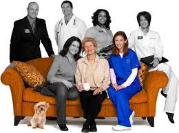 caregiver team