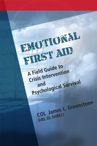 Book cover Emotional First Aid