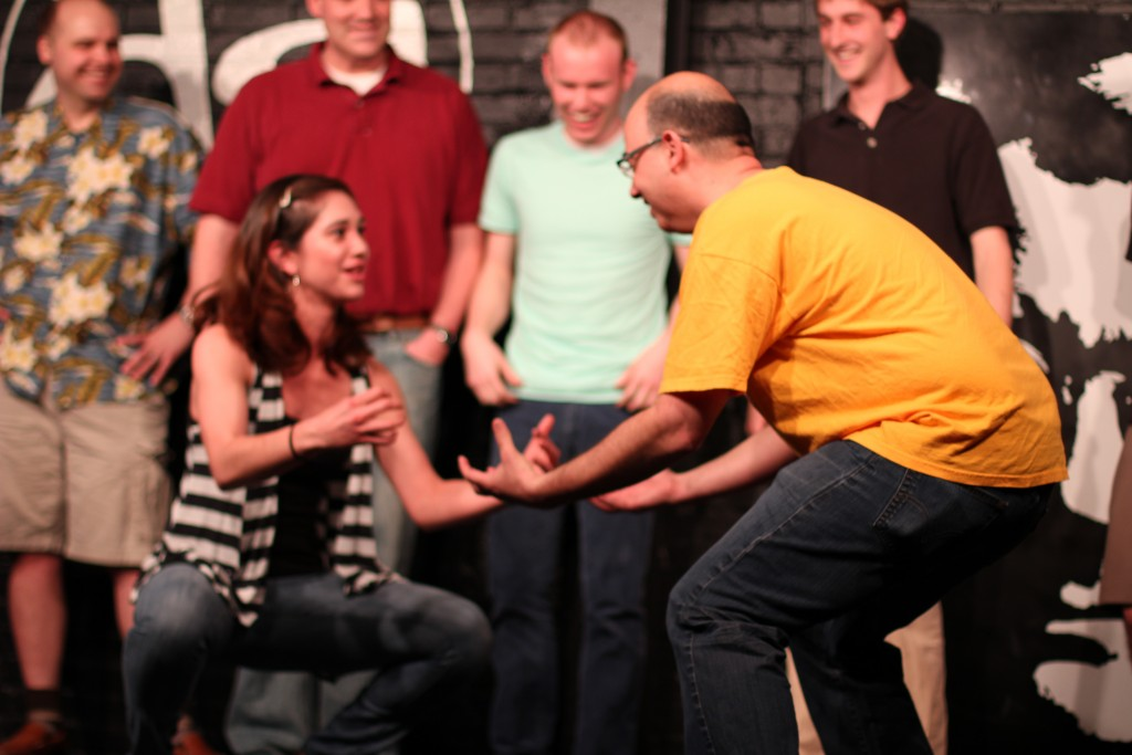 Playing Improv