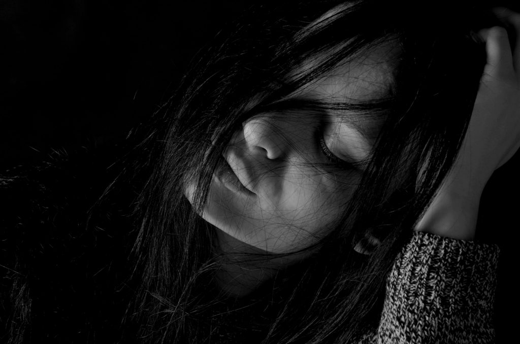 Depressed Girl: Suicide and Addiction