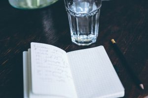 Survival Guilt Journaling